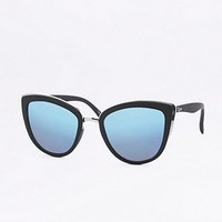 Quay My Girl Black Sunglasses - Urban Outfitters