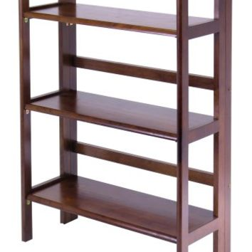 Stackable/Folding Shelf 3-Tier