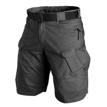 Cargo Shorts Military Mens US Army Tactical Shorts Army Hombre Special Forces Combat Camouflage Clothes Camo Short Pants