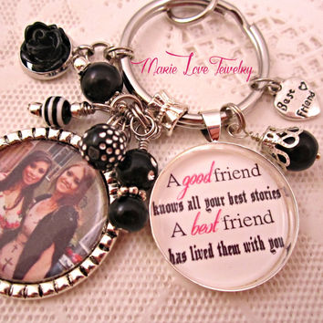 Personalized GIFT for BEST FRIEND, Personalized Best Friend Gift, Personalized Gifts, Personalized Best Friend Jewelry, Bff, Gift For Bff