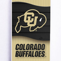 Buffaloes Basketball On Wood for Iphone 5C Hard Cover Plastic