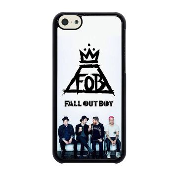 FALL OUT BOY FOB iPhone 5C Case