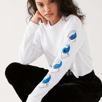 Scott Young X UO Aces Long Sleeve Shirt | Urban Outfitters
