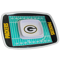 Green Bay Packers Chip and Dip Tray FCTY115