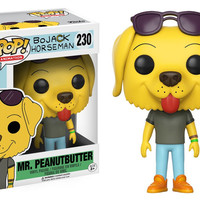 POP! TV 230: BOJACK HORSEMAN - MR. PEANUTBUTTER