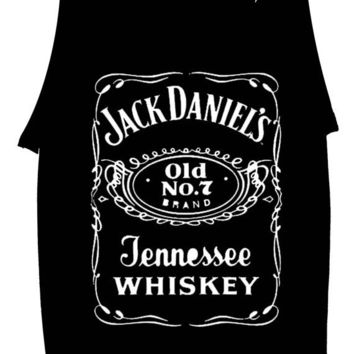 Jack Daniels Ladies Designer Soft Tank Top, Vest
