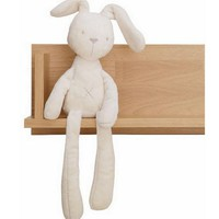 55cm Baby Toys Rabbit Sleeping Comfort Doll Plush Toys Millie Boris Smooth Obedient Rabbit Sleep Calm Doll Birthday Gifts