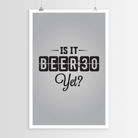 Beer Thirty POSTER