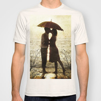 Love beach T-shirt by Tony Vazquez