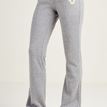 BIG T FLARE WOMENS SWEATPANT