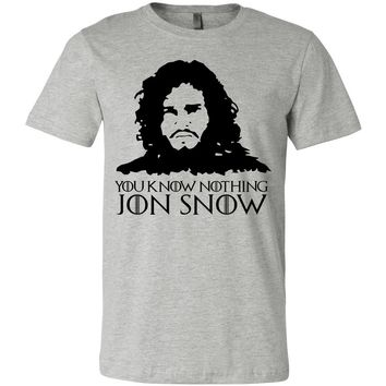 You Know Nothing Jon Snow Shirt