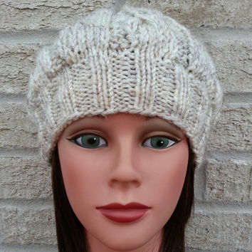 Slightly Slouched Hat