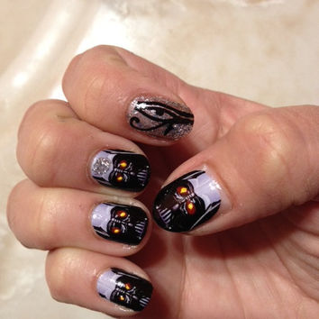 DARK FORCE Darth Vador nail decals