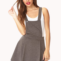 No-Fuss Overall Dress