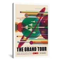 NASA VISIONS OF THE FUTURE SERIES: THE GRAND TOUR