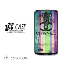 Chanel Panorama For LG G3 Case Phone Case Gift Present YO