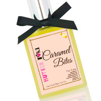 CARAMEL BITES Fragrance Oil Based Perfume 1oz