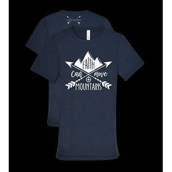Southern Couture Lightheart Move Mountains Soft T-Shirt