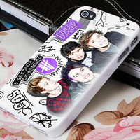 5 Seconds of Summer Don't Stop for iPhone 4/4s/5/5s/5c - iPod 4/5 - Samsung Galaxy s2/s3/s4 Case