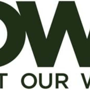 Protect Our Winters POW Die Cut Sticker - green - Snowboard Shop > Snow Accessories > Stickers