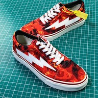 Revenge X Storm Pop Up Store Lava Volcano Sneakers - Best Online Sale