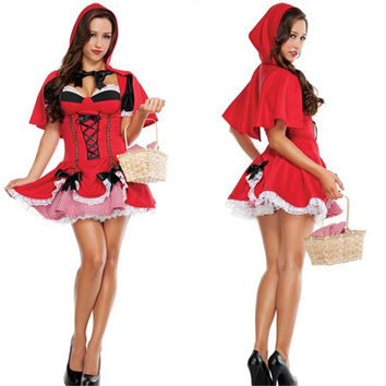 Red Hats Halloween Uniform [9220654276]
