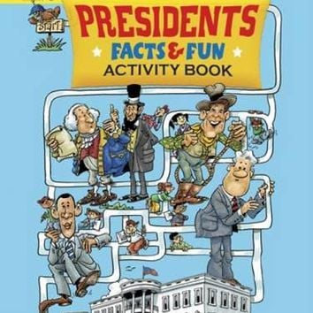 BOOST Presidents Facts and Fun Book