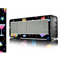 The Neon Party Drinks Skin for the Braven 570 Wireless Bluetooth Speaker