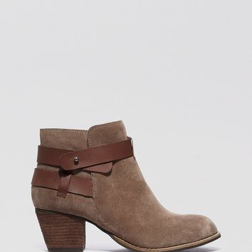 DV Dolce Vita Booties - Jaxen Low Heel | Bloomingdale's