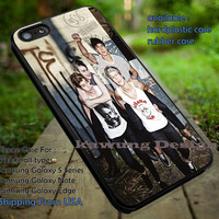 5 Seconds Of Summer Clifford Hemming Calum Hood Irwin iPhone 6s 6 6s+ 5c 5s Cases Samsung Galaxy s5 s6 Edge+ NOTE 5 4 3 #music #5sos dt