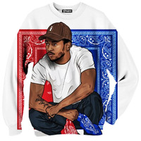 Kendrick Lamar For Peace Crewneck