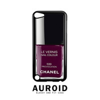 Chanel Nail Polish provocation iPod Touch 4 | 5 Case Auroid