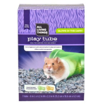 All Living Things® Play Tube Small Pet Toy | Toys & Habitat Accessories | PetSmart