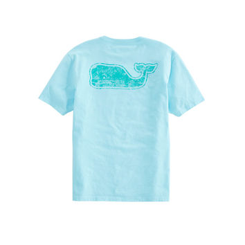 Vintage Whale Fill Pocket T-Shirt