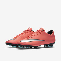 The Nike Mercurial Victory V Men's Firm-Ground Soccer Cleat.