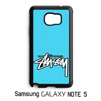 Stussy Raps St?ssy Surfware Clothing Samsung Galaxy Note 5 Case