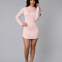 Beverly Hills Tunic - Blush