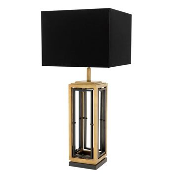 Brass Base Table Lamp | Eichholtz Blackrock