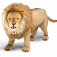 Steiff Studio Life Size Male Lion