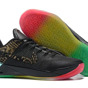 Jacklish Nikeid Kobe A.d. Rise And Shine Pack Black-colorful For Sale