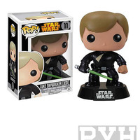 Funko Pop! Star Wars: Luke Skywalker Jedi - Bobble-Head