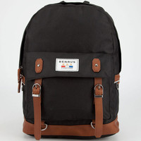 Benrus Cavalry Backpack Black One Size For Men 23709910001