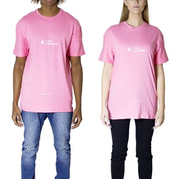 The CXX Pale Pink Wave Tee
