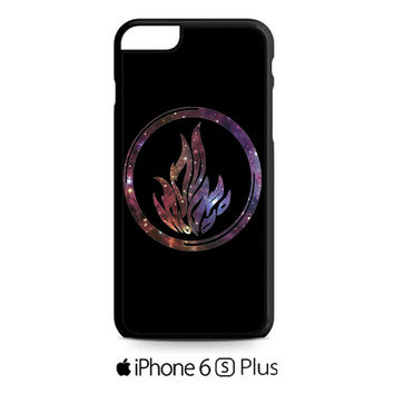 Divergent Dauntless The Brave 3 iPhone 6S  Plus  Case