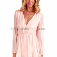 Enchanted Playsuit - Musk