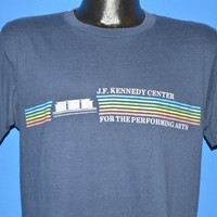 80s J.F. Kennedy Center for the Performing Arts t-shirt Large