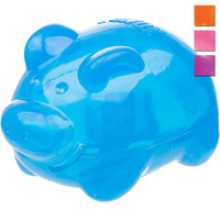 KONG Squeezz Pig Dog Toy