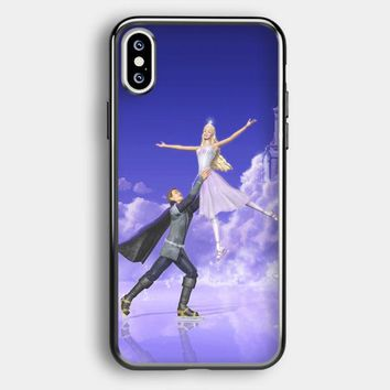 Dancing Barbie With Prince iPhone XS Case   Casefruits