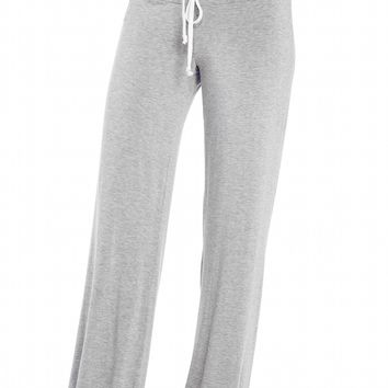 Essentials Beach Club Pants in Heather Spandex