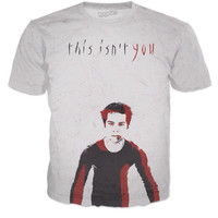 This isn't you - Teen Wolf Stiles